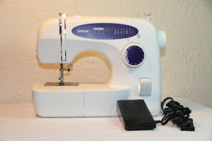 Brother Sewing Machine - like new