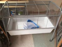 large small indoor animal cage