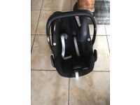Selling my buggy and car seat ,, like new!