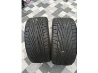 275/35 R20 Tyres As New Uniroyal