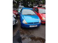 2003 ford ka 1.3 petrol breaking for parts