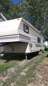 5th Wheel Trailer, asking $4500 OBO