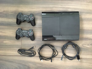 PS3 500GB Super Slim bundle