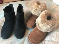 Girls boots size 1 NEXT