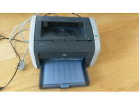 Hp laserjet 1015 in perfect condition!