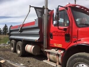 Trucking, delivery, bobcat and excavation services