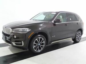 2014 BMW X5 NAVI-CAM-DUAL DVD-CLEAN CARPROOF