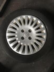 Tyre alloys