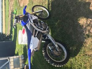 2014 yz450 FRESH MOTOR