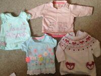 Baby girl 0-3m bundle