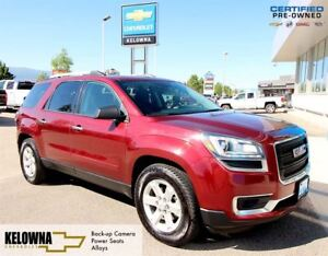 2016 GMC Acadia SLE2 | Back-up Cam | PWR Seats | Alloys