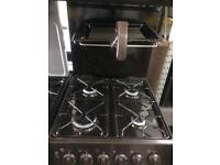 Brown Parkinson Cowan 50cm high level gas cooker grill & oven good condition with guarantee