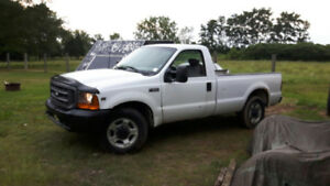2000 Ford F-350 Base Pickup Truck $3000 AS IS OBO
