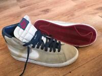 Nike Blazers size 6