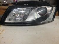 Audi a5 n/s xenon headlight
