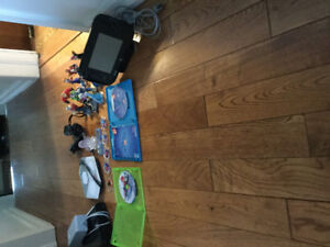 Wii U for sale comes with tons of stuff great deal!