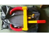 brand new heavy duty wheel clamp / claw clamp
