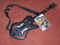 Guitar Hero (for Wii)