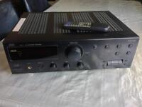 JVC AMPLIFIER MODEL AX-V4 7 CHANNELS AMPLIFIER WITH REMOTE CONTROL SMETHWICK £35