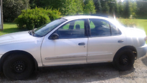 2003 Chevrolet cavalier. As is,