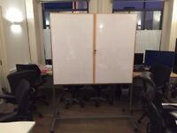 Large office white board for sale