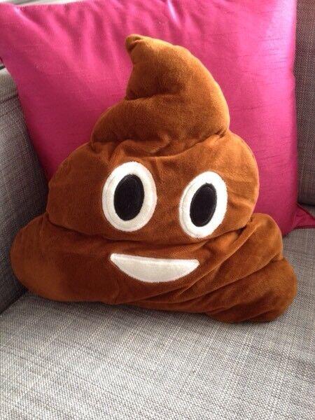 Emoji Poop Cushion In Poole Dorset Gumtree