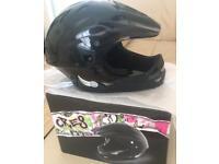 Cre8 full face helmet