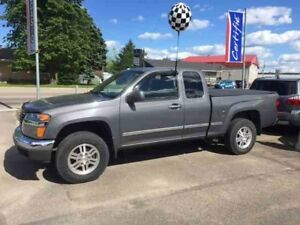 2009 GMC CANYON 4WD EXTENDED CAB