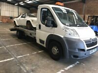 Car recovery transportation service, best price guaranteed