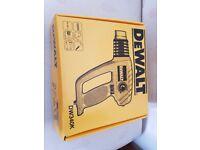 Dewalt Hot air gun for hobby or diy jobs