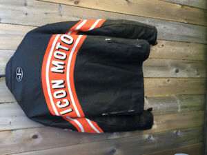 Icon jackets, immaculate condition