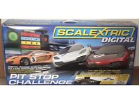 Scalextric Digital Pit Stop Challenge