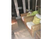 Conservatory Rattan Furniture Set