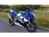 Suzuki gsxr 600 k5 anniversary