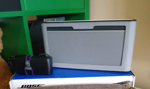 Bose Soundlink 3 Bluetooth Speaker