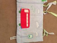 Bumper for cot/cot bed