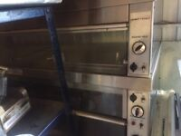 Commercial Hanny Panny Chicken Display Unit.
