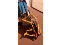parda laggage bag new without tags