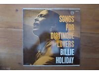 Billie Holiday Songs for distingue lovers
