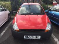 Ford ka 2003/53 immaculate condition only £265 12 month mot clean condition