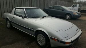 1985 Mazda RX-7 GSLSE Coupe (2 door)