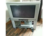 """28"""" old style TV"""