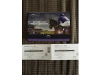 2x Olly Murs tickets Newmarket Nights Friday 18th August