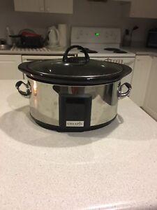 Crock-Pot 6.5Qt. Slow cooker
