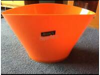 Large Aperol branded ice bucket, great for parties!