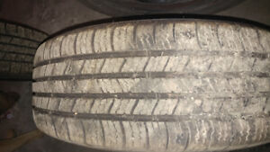 2 sets 15 inch with rubbers