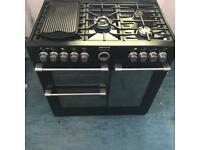 STOVES STERLING 90CM DUEL FUEL RANGE COOKER BARGAIN !!!