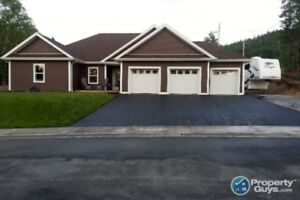 Custom open concept, attached 3 car garage, Energy efficient!