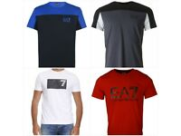 EA7 T-shirts FA Sports price £30