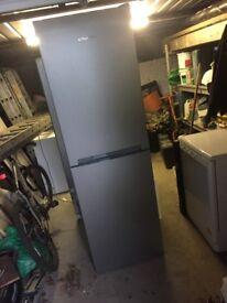 Hotpoint fridge freezer, brand new never used. Graphite colour.